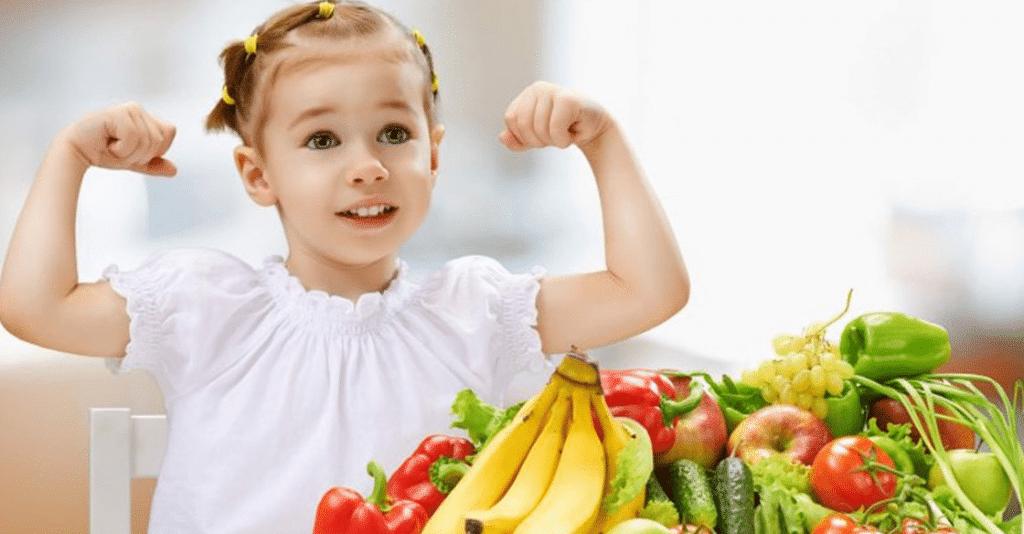 فيتامين سي للأطفال