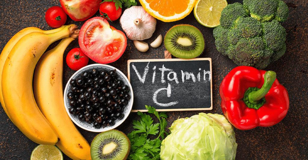 أهم مصادر الحصول على فيتامين C