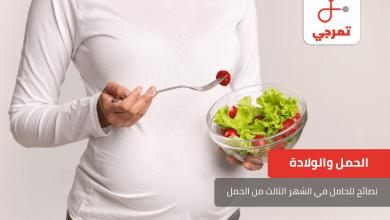 Photo of نصائح للحامل في الشهر الثالث من الحمل