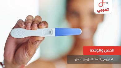 Photo of الجنين في الشهر الأول من الحمل
