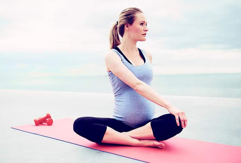 نصائح للحامل في الشهر الثامن
