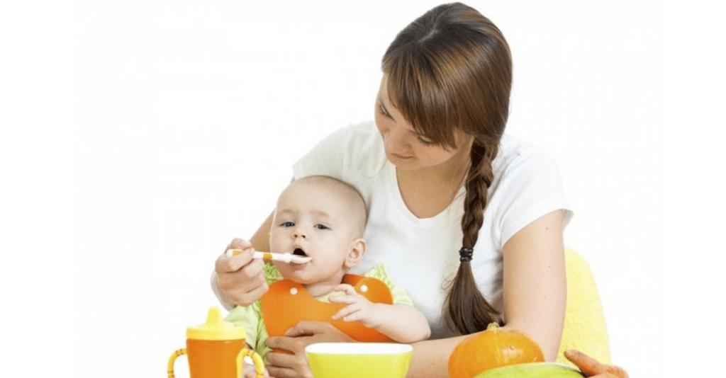 وصفات طعام الطفل في الشهر الرابع