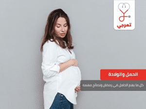 الحامل في رمضان